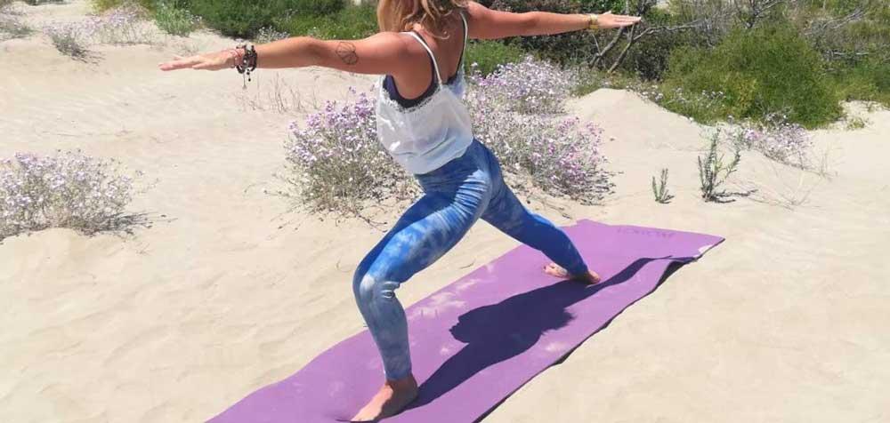 tapis yoga écologique
