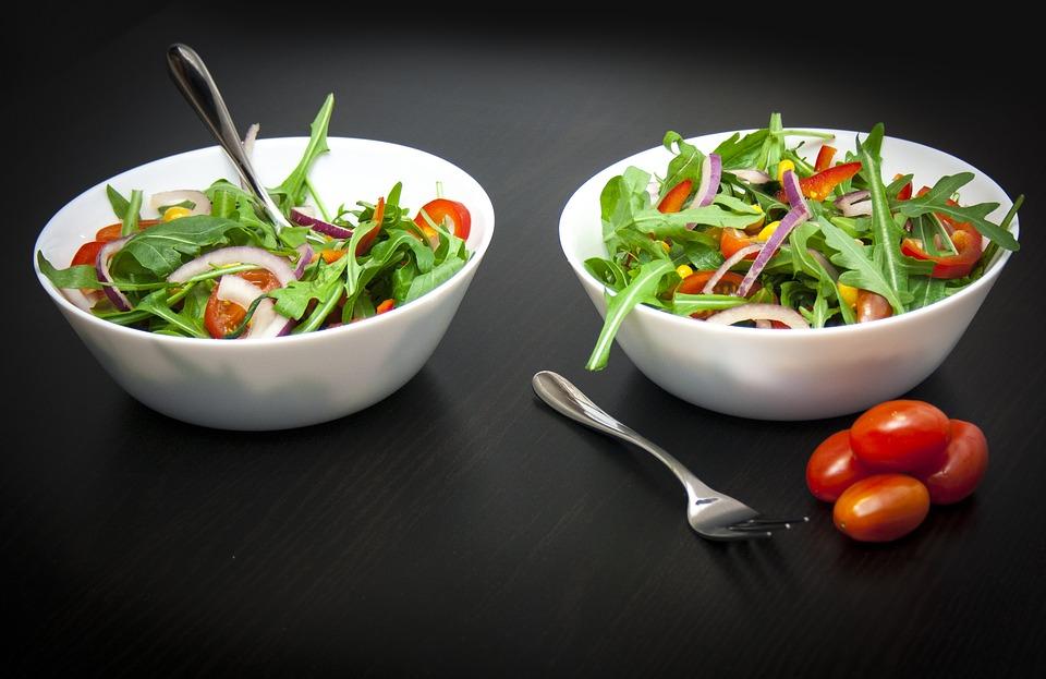 salades vegan