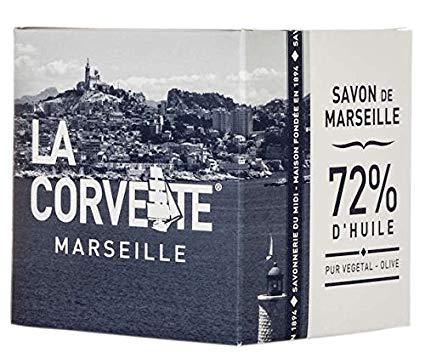 savon de Marseille La Corvette