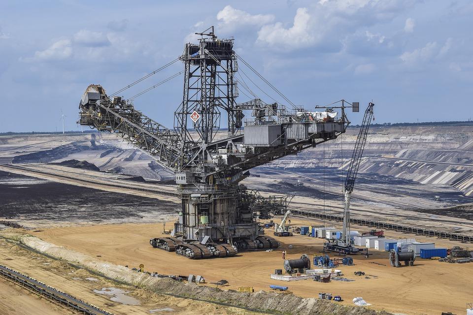 mine charbon changement climatique