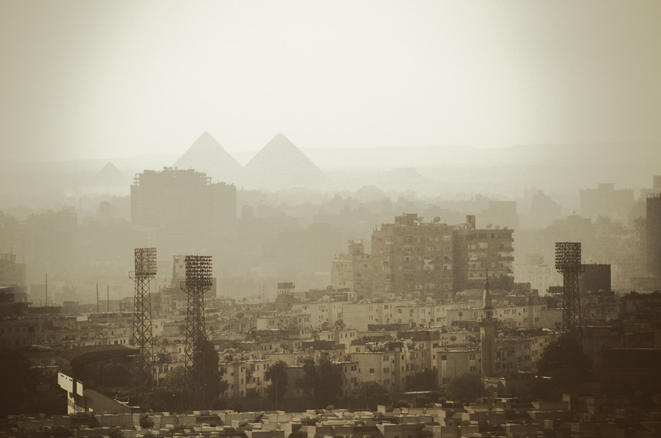 air pollution cairo
