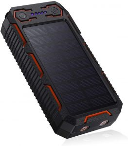 meilleur chargeur solaire