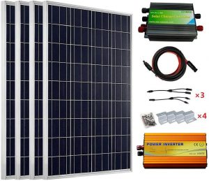 kit solaire hybride
