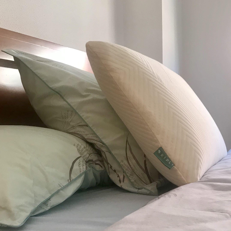 literie naturelle oreiller latex