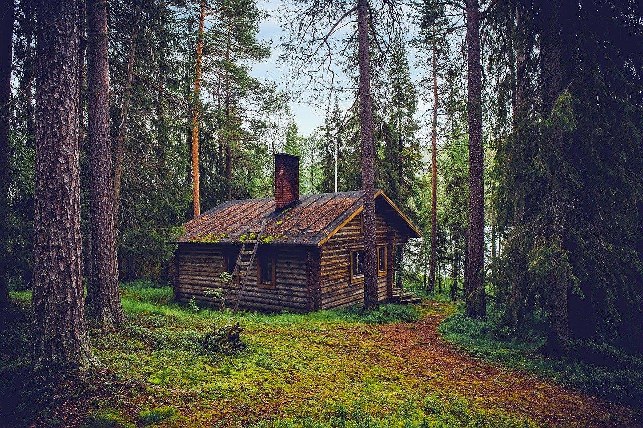 maison écologique bois