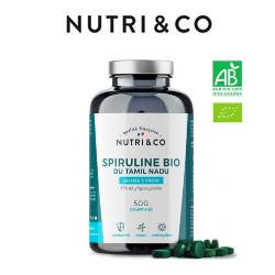 complément alimentaire spiruline bio