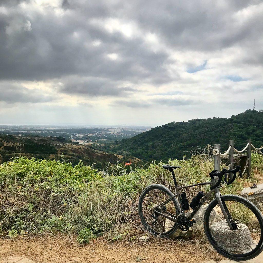 bicicleta natureza