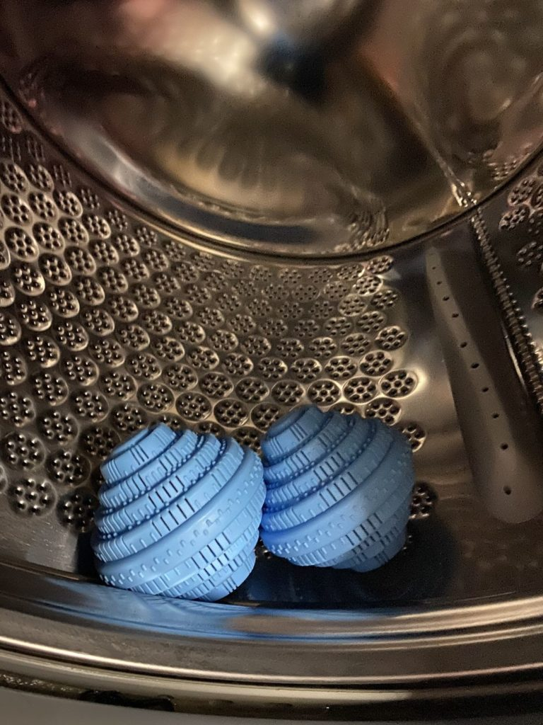 boule de lavage lave-linge