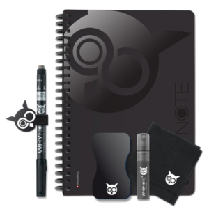 cahier effaçable whynote