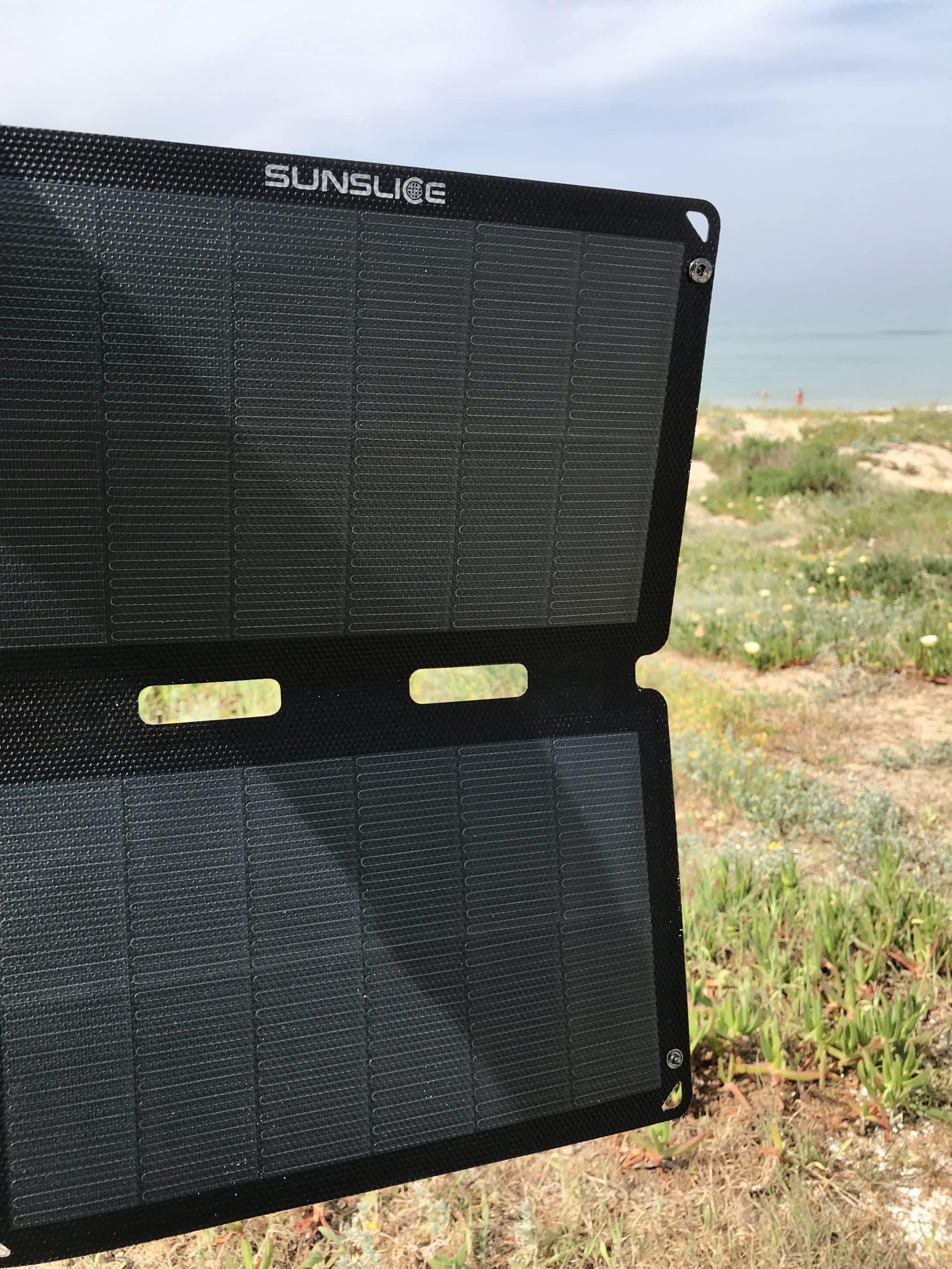 panneaux solaire sunslice
